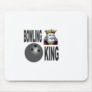 roi du bowling tapis de souris