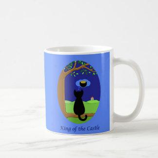 Roi du château mug