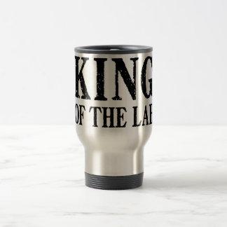 Roi du laboratoire - tasse