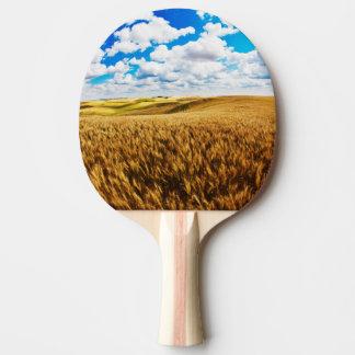 Rolling Hills de blé mûr Raquette De Ping Pong
