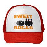 Rolls douce de roulement casquettes