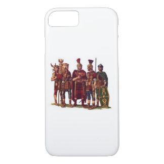 Romains de coques iphone