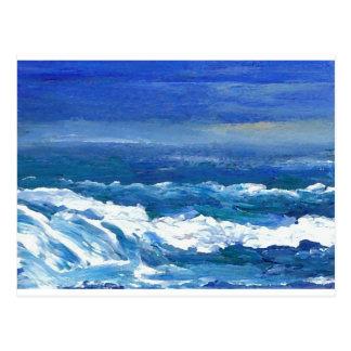 Romance art d'océan - mer d'océan de CricketDiane Cartes Postales