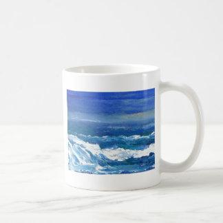Romance art d'océan - mer d'océan de CricketDiane Mug