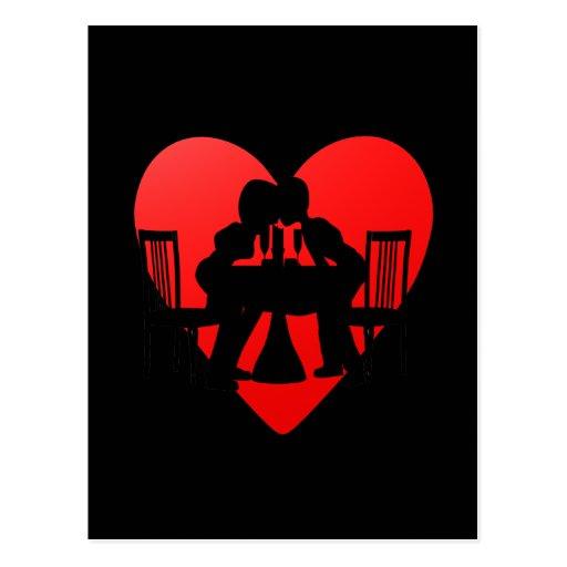 Romance Carte Postale
