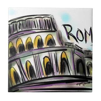 Rome Petit Carreau Carré