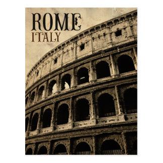 Rome vintage Italie Carte Postale