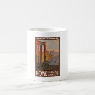 Rome vintage Italie Tasses À Café