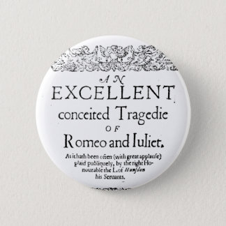 Romeo et Juliet Badges