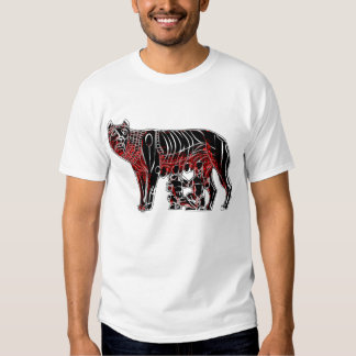 Romulus et Remus T-shirts