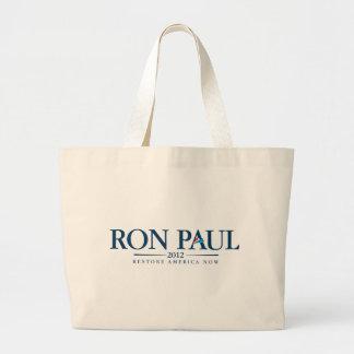 Ron Paul 2012 Grand Sac