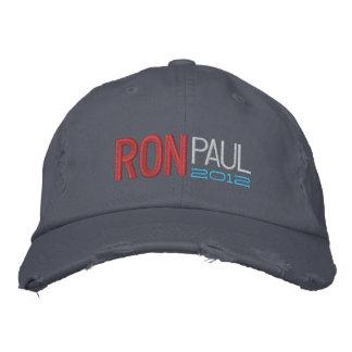 Ron Paul a brodé le casquette