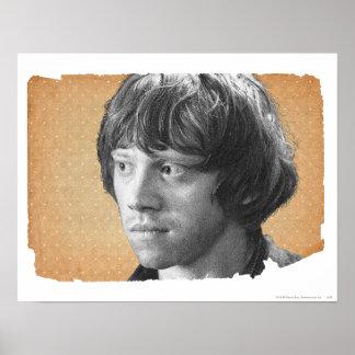 Ron Weasley 2 Affiches