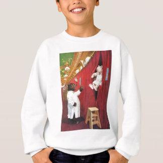 Roosevelt concerne un train dans le wagon -lit sweatshirt