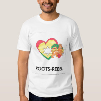 ROOTS-REBEL T-SHIRTS