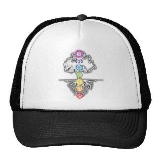 rootschakras casquette de camionneur