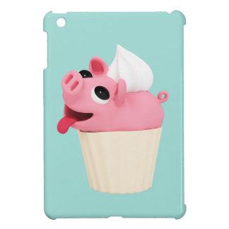 Rosa est a cupcake étuis iPad mini