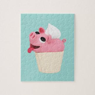 Rosa est a cupcake puzzle
