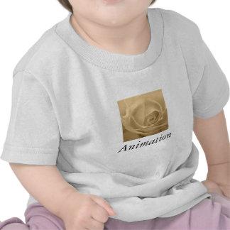rose blanc t-shirt