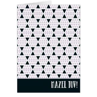 Rose d'Aztèque de Mazel Tov Cartes