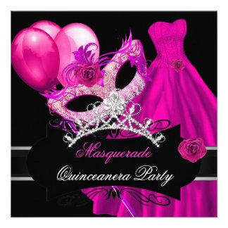 Rose de fête d'anniversaire de Quinceanera de masc Bristols