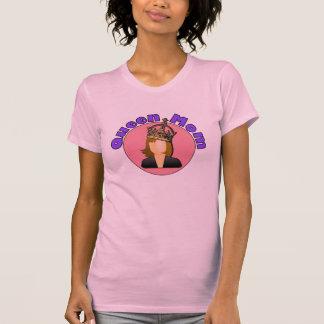Rose de maman de la Reine T-shirt