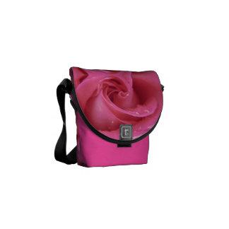 Rose de rose sacoches