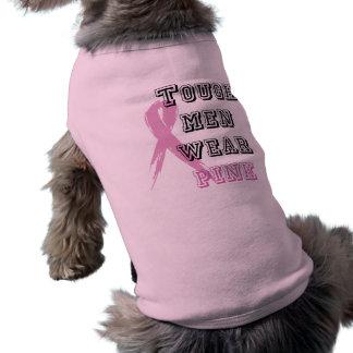 Rose dur de vêtements pour hommes t-shirt pour chien