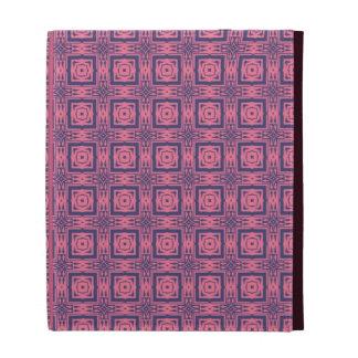 rose et pourpre étui iPad folio