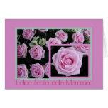 Rose italien bouquet3 de rose de carte du jour de