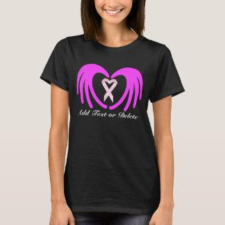 Rose pour la chemise… SRF de conscience de Cancer T-shirt