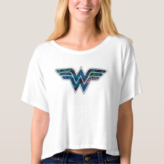 Rose WW de bleu T-shirt