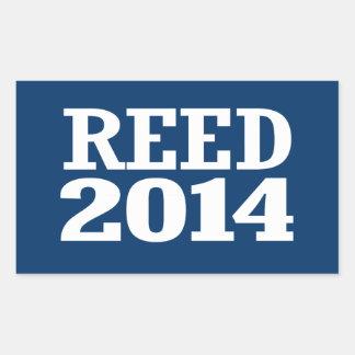 ROSEAU 2014 STICKERS EN RECTANGLE