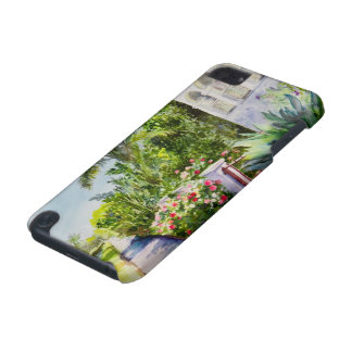 Roseraie de canal coque iPod touch 5G