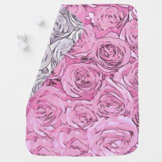 Roses Couverture De Bébé