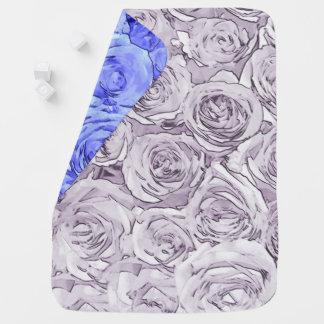 Roses Couvertures De Bébé