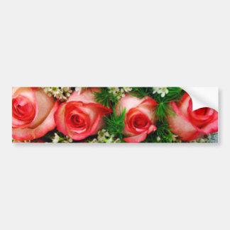 Roses de Love_ Autocollants Pour Voiture
