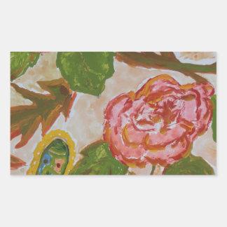 Roses de paradis.jpg sticker rectangulaire