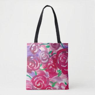 Roses Fourre-tout Tote Bag