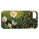 Roses sauvages de Van Gogh (F597) Coque iPhone 5