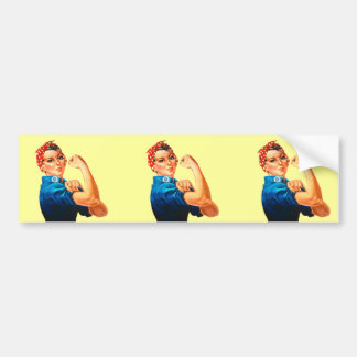 Rosie l'affiche de 2ÈME GUERRE MONDIALE de rivoir Autocollant Pour Voiture