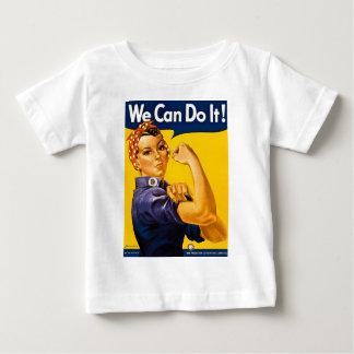 Rosie le rivoir nous pouvons le faire vintage t-shirt