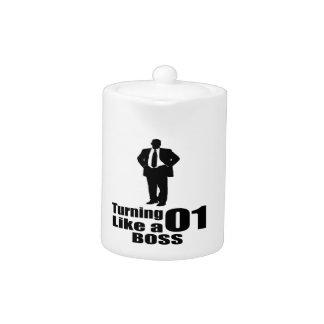 Rotation de 01 comme un patron