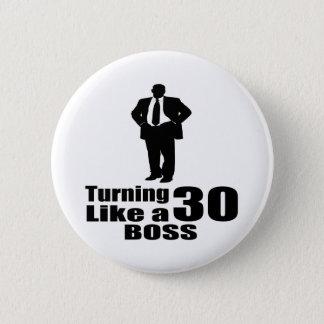 Rotation de 30 comme un patron pin's