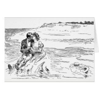Rotation de la marée - mariage, mariage, Romance Cartes