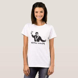 Rotation Ninja - chemise de fileur de personne T-shirt