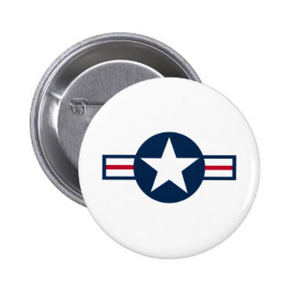Rothco Military Style Air Corp Badge Rond 5 Cm