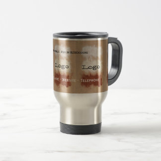 Rothko a inspiré le logo d'art moderne mug de voyage