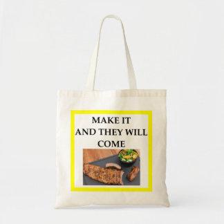 rôti de porc sacs de toile