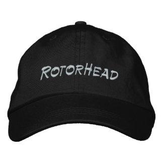 RotorHead Casquette Brodée